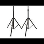 Monoprice 602350 Floor Black speaker mount