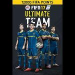 Microsoft FIFA 17 Xbox One 12000 Points