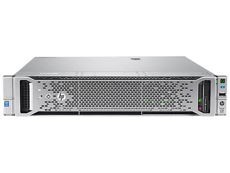 Hewlett Packard Enterprise ProLiant DL180 Gen9 1.7GHz 550W Rack (2U)
