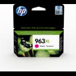 HP 3JA28AE (963XL) Ink cartridge magenta, 1.6K pages, 23ml
