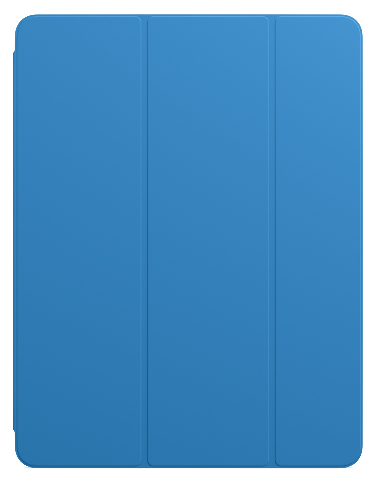 """Apple MXTD2ZM/A tablet case 32.8 cm (12.9"""") Folio Blue"""
