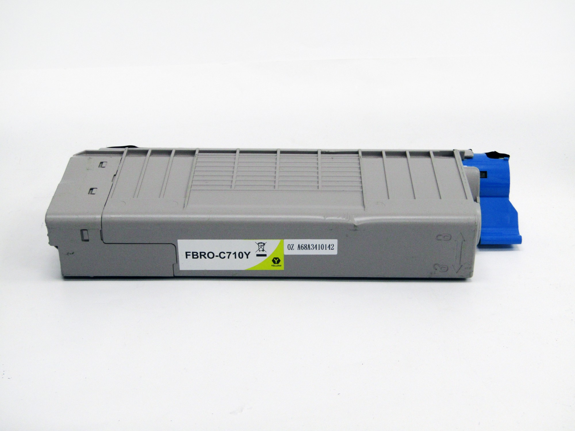 Remanufactured OKI 44318105 Yellow Toner Cartridge