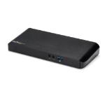 StarTech.com USB-C Dual-Monitor docking station MST 4x USB3.0 poorten