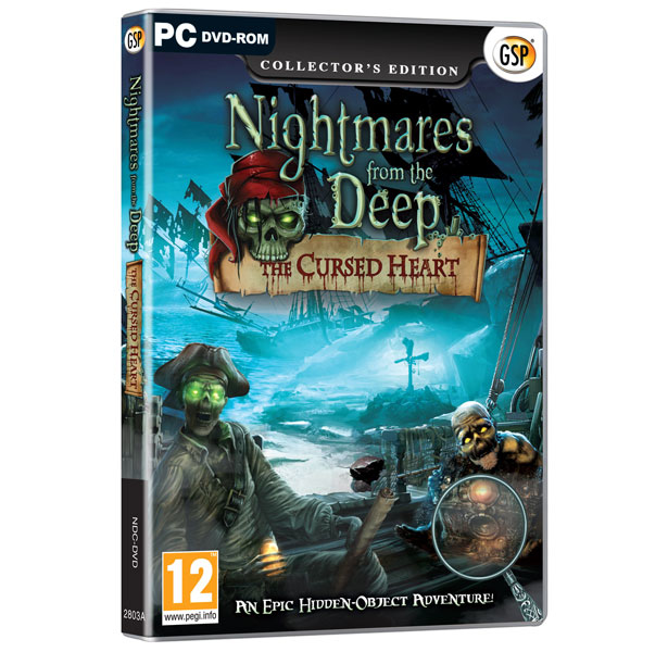 Avanquest Nightmares from the Deep: The Cursed Heart