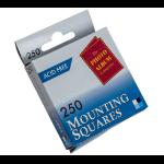 Photo Album Co Double sided Mounting Squares PK250