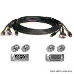 Belkin KVM Cable - 10ft