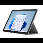 Microsoft Surface Go 3 128 GB 26,7 cm (10.5 Zoll) Intel® Core™ i3 Prozessoren der 10. Generation 8 GB Wi-Fi 6 (802.11ax) Windows 10 Pro Platin