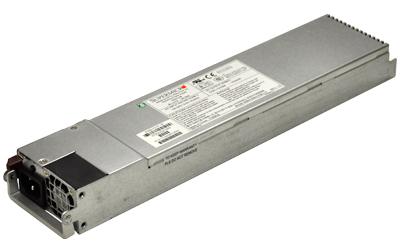 Supermicro PWS-501P-1R power supply unit 500 W 20+4 pin ATX 1U Aluminium