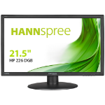 "Hannspree Hanns.G HP226DGB LED display 54.6 cm (21.5"") Full HD Black"