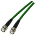 Microconnect MC-KX6VC10 10m BNC BNC Green coaxial cable