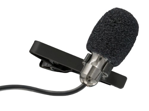 Trust Lava Notebook microphone Wired Black