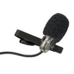 Trust Lava Notebook microphone Black