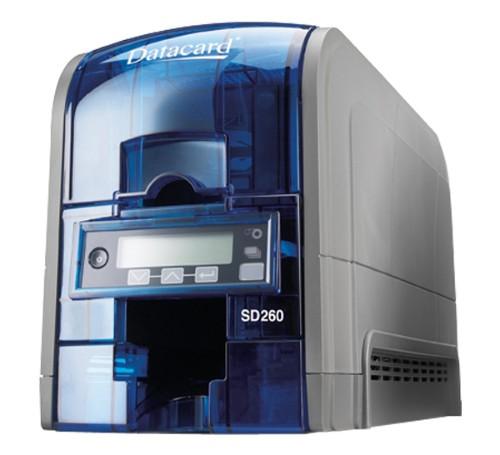 DataCard SD260 plastic card printer Colour