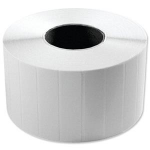 "Wasp WPL305 2.0"" X 1.0"" TT LABELS, 5""OD (4 ROLLS) 633808402501"