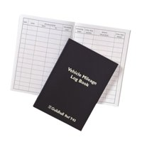 Guildhall Vehicle Mileage Book T43Z