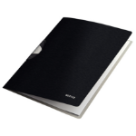 Leitz ColorClip Polypropylene (PP) Black folder