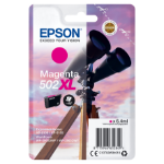 Epson C13T02W34010 (502XL) Ink cartridge magenta, 470 pages, 6ml