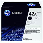 HP Q5942A (42A) Toner black, 10K pages