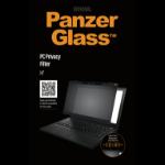 "PanzerGlass 0504 filtro para monitor Filtro de privacidad para pantallas sin marco 35,6 cm (14"")"