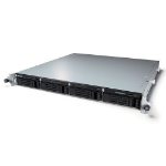 Buffalo TeraStation 3400r 8TB Rack (1U) Ethernet LAN Black,Silver