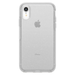 OtterBox Symmetry Clear mobile phone case 15,5 cm (6.1 Zoll) Cover Silber, Transparent