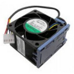 HP 519199-001 Computer case Fan Black
