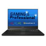 "Gigabyte AERO 15-Y9 Black Notebook 39.6 cm (15.6"") 3840 x 2160 pixels 2.90 GHz 8th gen Intel® Core™ i9 i9-8950HK"
