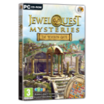 Avanquest Jewel Quest Mysteries 3: The Seventh Gate Basic PC video game