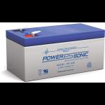 Power-Sonic PS-1230VDS Sealed Lead Acid (VRLA) 3.4 Ah 12 V