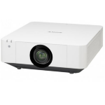 SONY VPL-FHZ57W, 4100 ANSI LASER WUXGA, INSTALL PROJECTOR LENSES AVAILABLE, WHITE