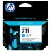 HP CZ134A (711) Ink cartridge cyan, 29ml, Pack qty 3