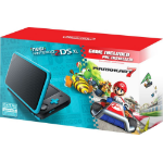 "Nintendo New 2DS XL + Mario Kart 7 Bundle portable game console Black,Turquoise 4.88"" Touchscreen Wi-Fi"