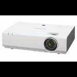 Sony VPL-EX255 3300ANSI lumens 3LCD XGA (1024x768) Portable projector Walnut data projector