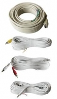 Vision TC2-LT10MCABLES adaptador de cable de vídeo 10 m Blanco