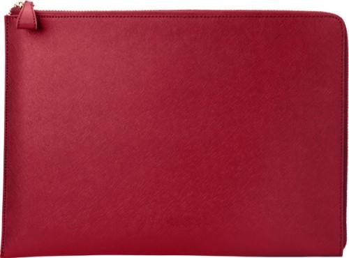 "HP Spectre 13.3"" Split Leather Sleeve notebook case 33.8 cm (13.3"