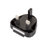 ASUS 04G26B001200 Type D (UK) Type D (UK) Black power plug adapter