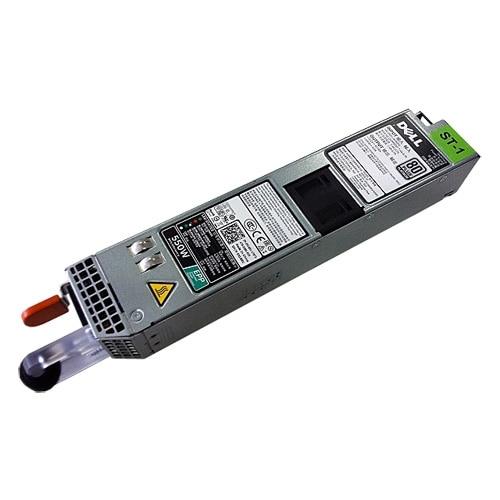 DELL 450-AEKP unidad de fuente de alimentación 550 W Negro, Acero inoxidable