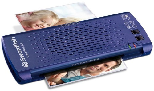 Swordfish 40187 laminator Blue
