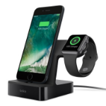 Belkin PowerHouse Smartphone Black mobile device dock station