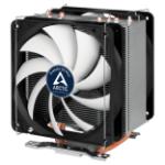 ARCTIC Freezer 33 Plus - Semi Passive Tower CPU Cooler with Push-Pull-Configuration