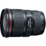Canon EF 16-35mm f/4L IS USM SLR Black