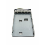 "Supermicro MCP-220-00043-0N drive bay panel 8.89 cm (3.5"") Bezel panel Silver"