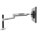 Ergotron LX Sit Stand, Desk Mount LCD Arm, Polished