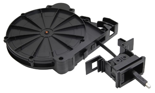 AMX HPX-AV102A-MDP-R 1.52m Mini DisplayPort DisplayPort Black