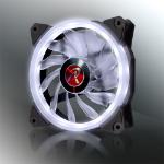 RAIJINTEK IRIS 12 RGB – ORCUS Computer case Fan 12 cm 1 pc(s) Black, Transparent