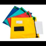 Versapak Flat Mailing Pouch W355 x H381mm Blue