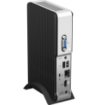 Intel DE3815TYKHE BGA1170 1.46GHz E3815 UCFF Black,Silver