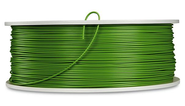 Verbatim ABS 3D Filament, Green 55014