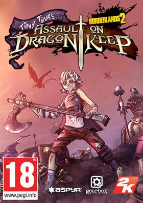 Nexway Borderlands 2: Tiny Tina's Assault on Dragon Keep - DLC (Mac) Video game downloadable content (DLC) Español