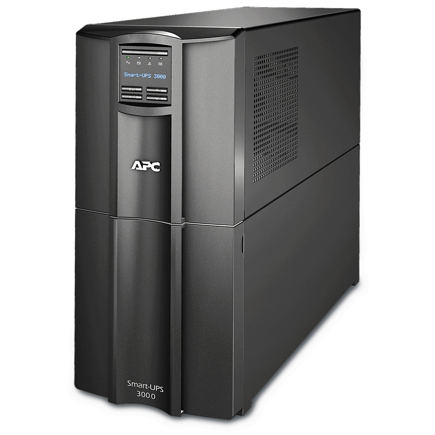 APC SMT3000IC uninterruptible power supply (UPS) Line-Interactive 3 kVA 2700 W 9 AC outlet(s)